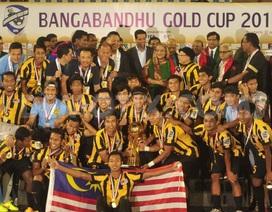 HLV Olympic Malaysia tuyên chiến với Olympic Việt Nam