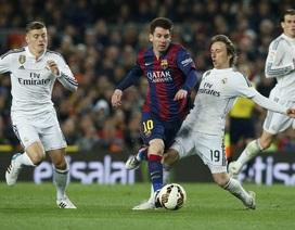 Barcelona hạ gục Real Madrid: Một bước tới thiên đường