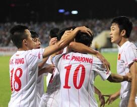 Cầu thủ U19 có thể trở thành trụ cột của Olympic Việt Nam?