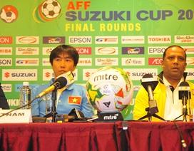 HLV Miura không nghĩ tới bàn thắng sớm vào lưới Malaysia