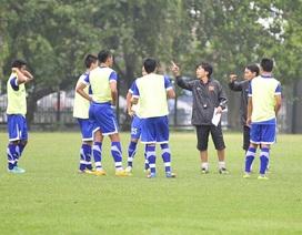 HLV Miura chốt danh sách tham dự vòng loại U23 châu Á