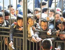 Gần 1000 cảnh sát thắt chặt an ninh trước trận Hải Phòng-HA Gia Lai
