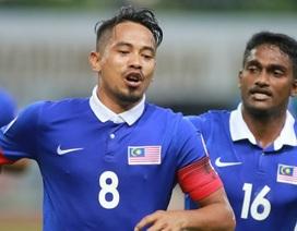 Đội trưởng Malaysia xin lỗi vì đánh nguội Tiến Thành