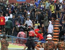 HLV Malaysia không biết vụ CĐV Việt Nam bị hành hung