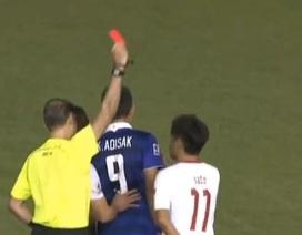 Thái Lan bất phân thắng bại cùng Philippines
