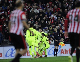 Những khoảnh khắc Messi-Neymar-Suarez hạ gục Bilbao ở San Mames