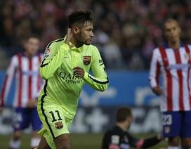 Vượt ải Atletico, Barcelona tiến vào bán kết Cúp Nhà vua