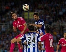 Real Madrid - Sociedad: Phục hận để bảo vệ ngôi đầu