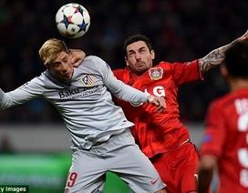 Đêm thất vọng của Torres cùng đồng đội tại Bay Arena