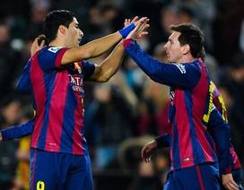 Hạ gục Villarreal, Barcelona rộng cửa vào chung kết