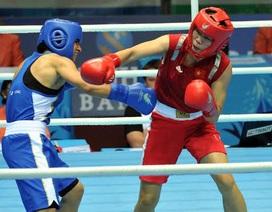Cô gái người Mông và tấm huy chương boxing lịch sử