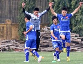 Chấn thương ở đội tuyển U23 Việt Nam: Khác biệt từ những bài tập