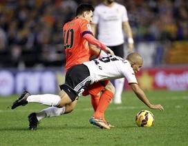 Barcelona - Valencia: Bước ngoặt trong cuộc đua vô địch