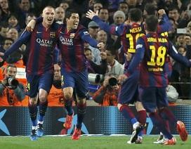 Suarez lập công, Barcelona hạ gục Real Madrid ở Nou Camp