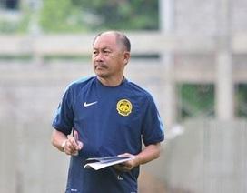 U23 Malaysia lo lắng trước trận đọ sức với U23 Việt Nam
