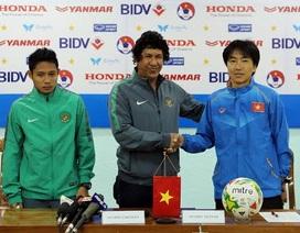 Olympic Việt Nam và Olympic Indonesia đều quyết giành chiến thắng