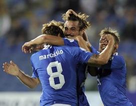 Italia và cuộc đua khốc liệt ở ngôi đầu bảng