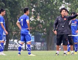HLV Miura chưa quyết định chọn SEA Games hay vòng loại World Cup