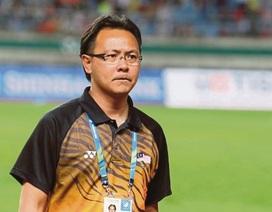 HLV Malaysia thận trọng khi đối đầu với U23 Việt Nam