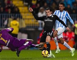 Real Madrid - Malaga: Khát vọng giành ngôi đầu bảng