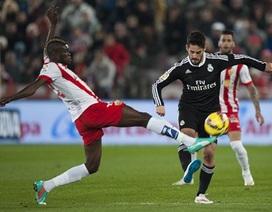 Real Madrid và sức ép phải giành 3 điểm tại Bernabeu
