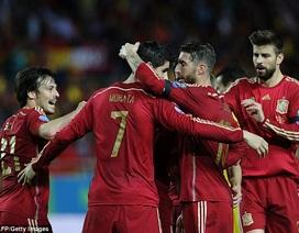 Morata tỏa sáng, Tây Ban Nha giành trọn 3 điểm trước Ukraine