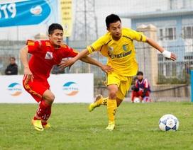 PVF và Hà Nội vào chung kết giải U19 Quốc gia