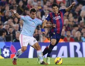 Barcelona và khao khát phục hận Celta Vigo