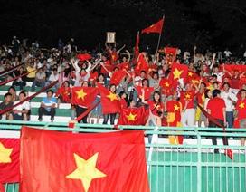 Cổ động viên Việt Nam háo hức đi cổ vũ thầy trò Miura