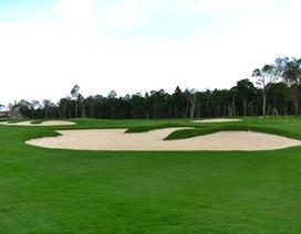 Giải đấu Golf đầu tiên trên đảo Phú Quốc