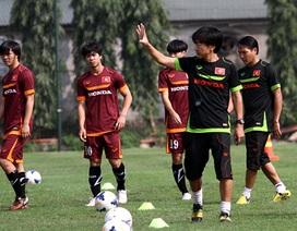 U23 Việt Nam - U23 Hàn Quốc: Thử nghiệm cho SEA Games 28
