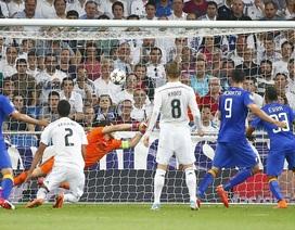 Cầm hòa Real Madrid, Juventus vào chung kết gặp Barca
