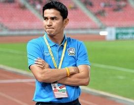 HLV Kiatisuk không dẫn dắt U23 Thái Lan tại SEA Games 28