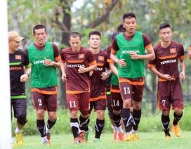 Đội tuyển Việt Nam mất Thành Lương ở cuộc đấu với Thái Lan