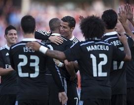 Real Madrid đứng dậy sau thất bại ở siêu kinh điển?