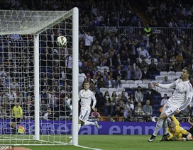 Thắng đậm Almeria, Real Madrid áp sát Barcelona