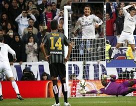 """C.Ronaldo lập công, Real Madrid """"vượt ải"""" Malaga"""