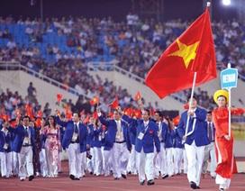 Đoàn thể thao Việt Nam tham dự SEA Games với 570 thành viên