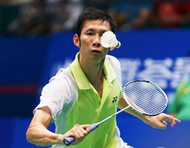 Tay vợt Tiến Minh sớm chia tay giải châu Á
