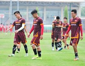 Tổng cục TDTT lo ngại vấn đề chấn thương ở đội tuyển và U23 Việt Nam