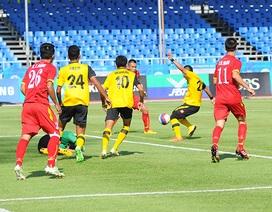 Công Phượng lập công, U23 Việt Nam thắng đậm Brunei