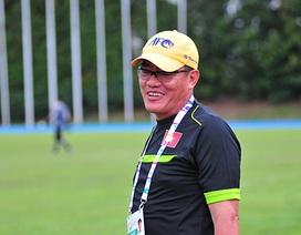 Trưởng đoàn U23 Việt Nam ủng hộ bốc thăm lại môn bóng đá SEA Games
