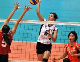 Đội tuyển bóng chuyền nữ Việt Nam gặp Đài Loan ở tứ kết