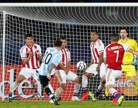 Argentina - Paraguay: Công khủng đấu thủ thép
