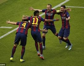 Hạ gục Juventus, Barcelona đăng quang ngôi vô địch Champions League