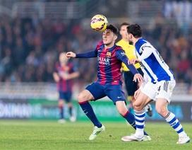 Barcelona và khát khao phục thù Sociedad