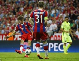 Những khoảnh khắc Bayern Munich phục hận Barca tại Allianz Arena