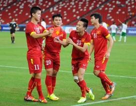 """""""Vùi dập"""" U23 Indonesia, U23 Việt Nam giành HCĐ"""