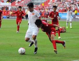 Thanh Bình thay Hồng Quân đá chính trước U23 Indonesia?