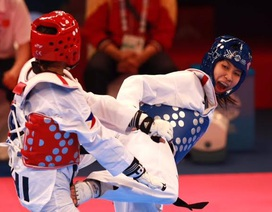 Taekwondo tỏa sáng, đoàn Việt Nam sở hữu 62 HCV